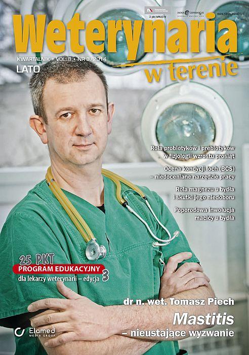 Weterynaria w Terenie wydanie nr 3/2014