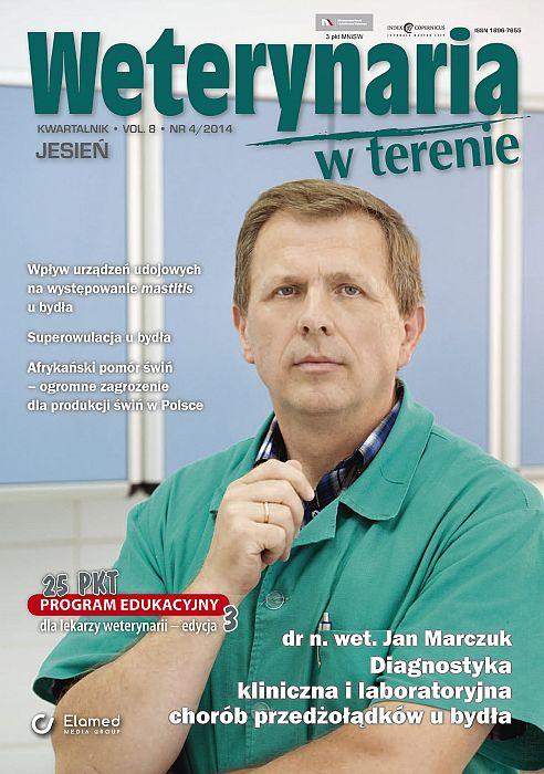 Weterynaria w Terenie wydanie nr 4/2014