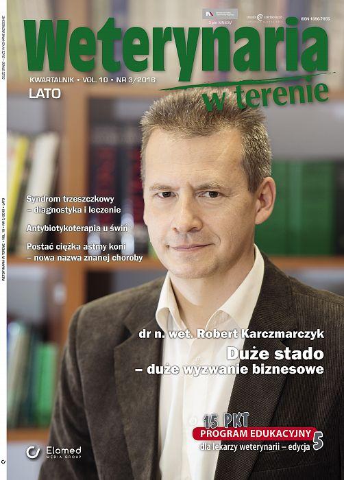 Weterynaria w Terenie wydanie nr 3/2016