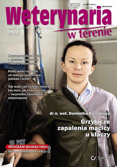 Weterynaria w Terenie wydanie nr 1/2018
