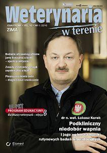 Weterynaria w Terenie wydanie nr 1/2016