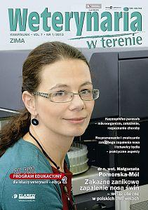 Weterynaria w Terenie wydanie nr 1/2013