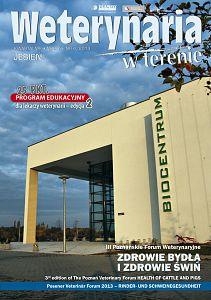 Weterynaria w Terenie wydanie nr 4/2013
