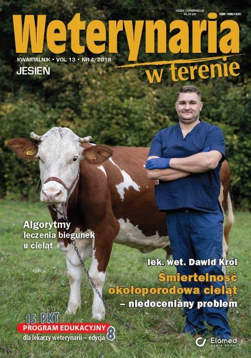 Weterynaria w Terenie wydanie nr 4/2019