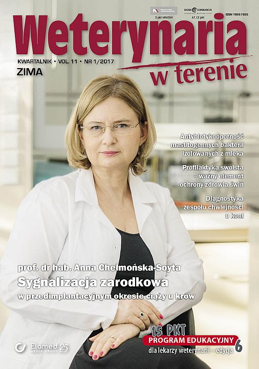 Weterynaria w Terenie wydanie nr 1/2017