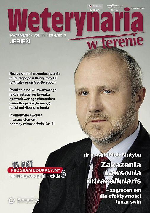 Weterynaria w Terenie wydanie nr 4/2017