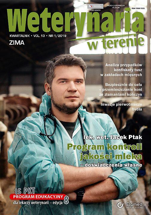 Weterynaria w Terenie wydanie nr 1/2019