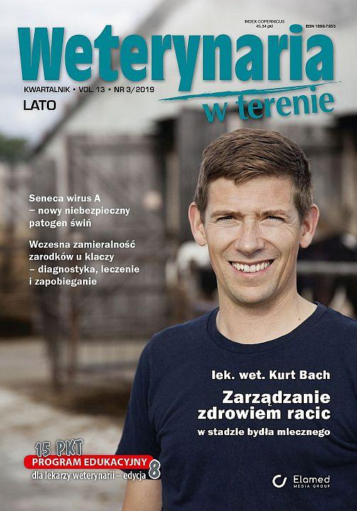 Weterynaria w Terenie wydanie nr 3/2019
