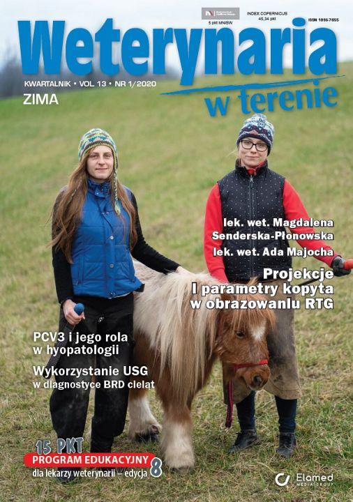 Weterynaria w Terenie wydanie nr 1/2020