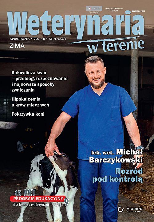 Weterynaria w Terenie wydanie nr 1/2021