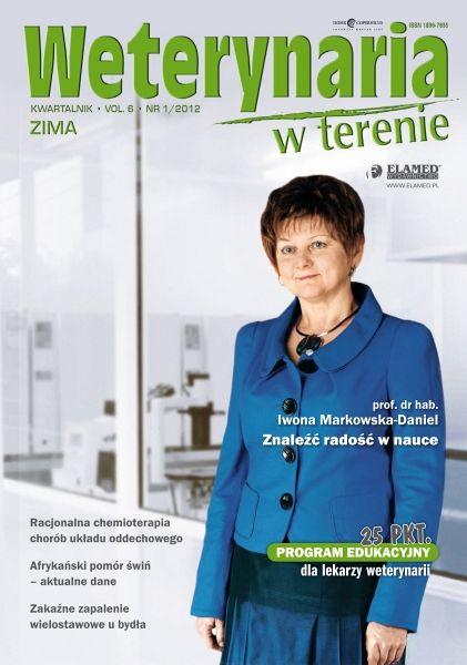 Weterynaria w Terenie wydanie nr 1/2012