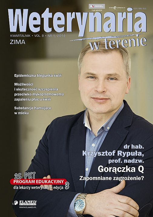 Weterynaria w Terenie wydanie nr 1/2014