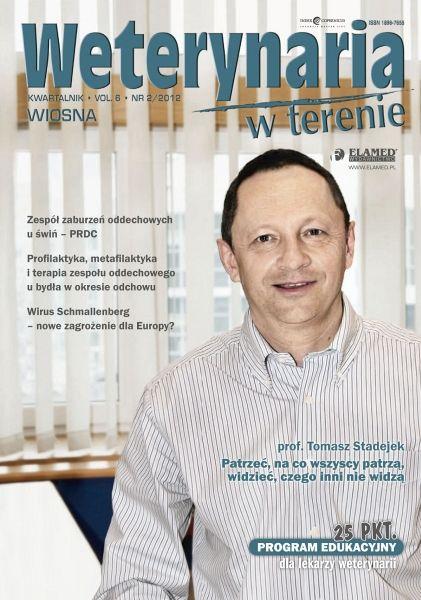 Weterynaria w Terenie wydanie nr 2/2012