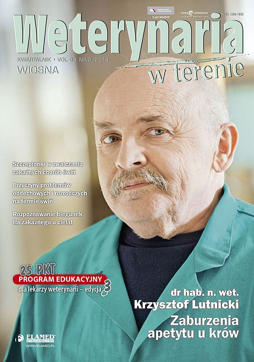 Weterynaria w Terenie wydanie nr 2/2014