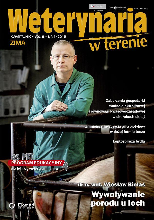 Weterynaria w Terenie wydanie nr 1/2015
