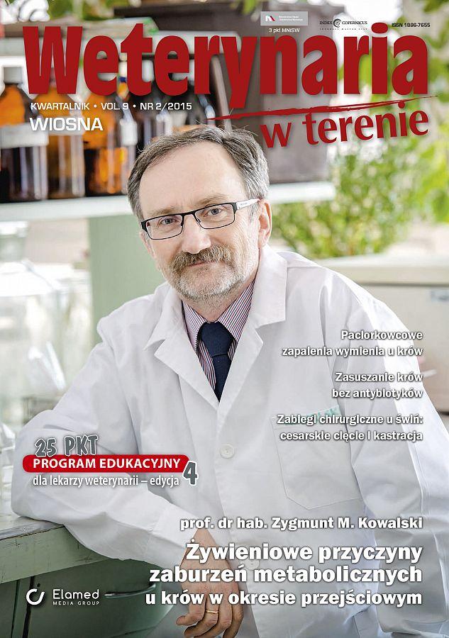 Weterynaria w Terenie wydanie nr 2/2015