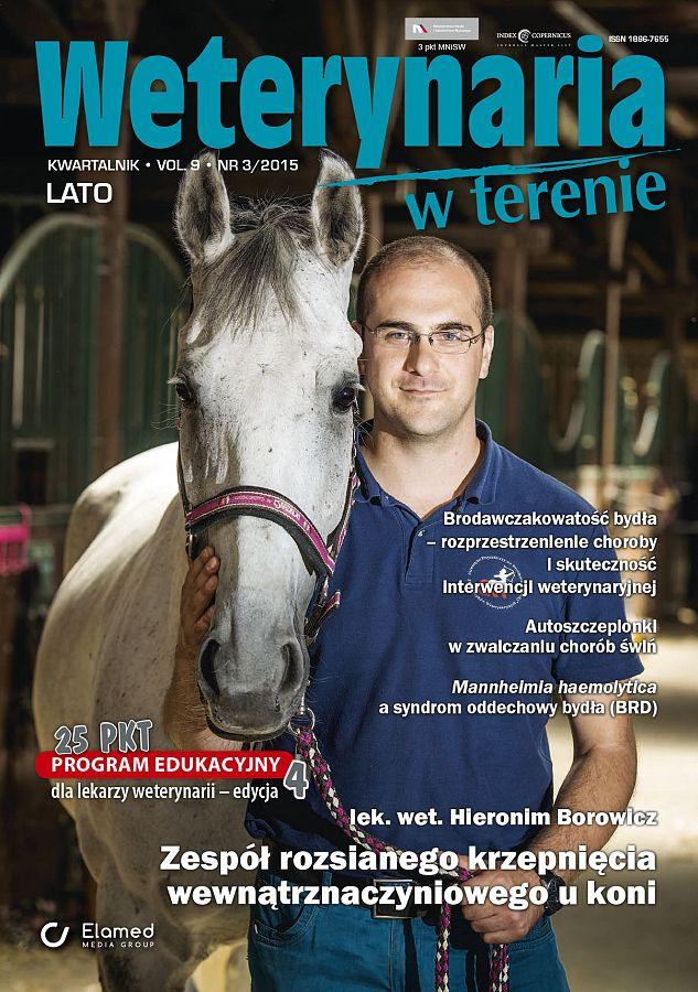 Weterynaria w Terenie wydanie nr 3/2015
