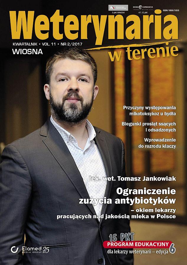 Weterynaria w Terenie wydanie nr 2/2017