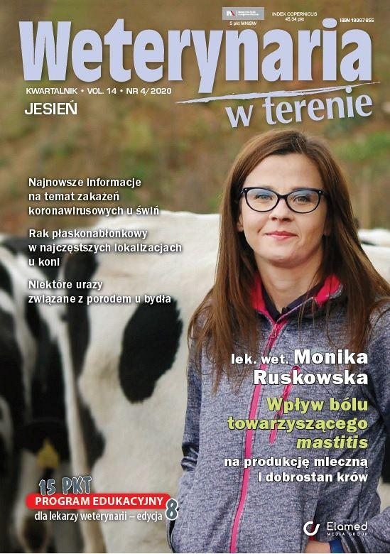 Weterynaria w Terenie wydanie nr 4/2020