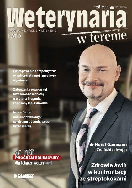 Weterynaria w Terenie wydanie nr 3/2012