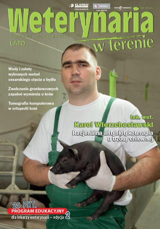 Weterynaria w Terenie wydanie nr 3/2013